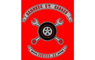Bannock Street Garage