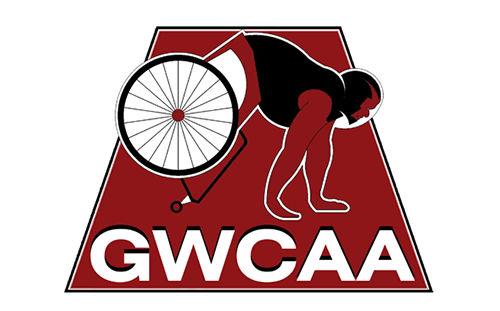 Georgia Wheelchair Sports Association Logo