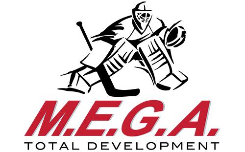 Mega Goaltending Logo