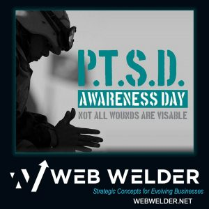 Read more about the article PTSD Awareness Day 2021