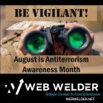 Antiterrorism Awareness Month