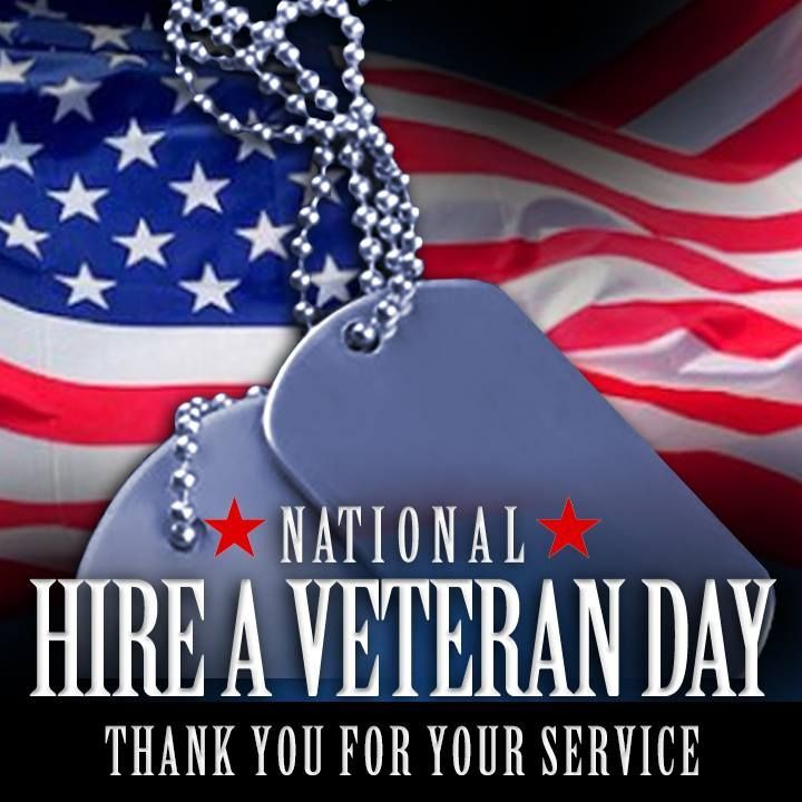 You are currently viewing National Hire A Veteran Day